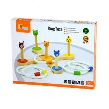 """Игра Viga Toys """"Брось кольцо"""" (50174) NEW DESIGN"""