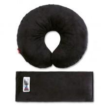 Комплект дорожный для сна Eternal Shield черный (4601234567862)