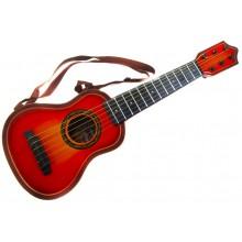 Гитара  Shantou new детская в чехле 6 струн НОВИНКА