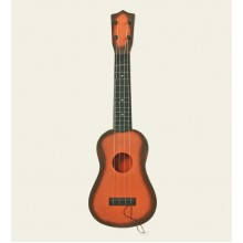Гитара  Shantou new детская в чехле 4 струны NEW DESIGN