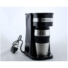 Капельная кофеварка с термостаканом Domotec 0709 220V SPECIAL